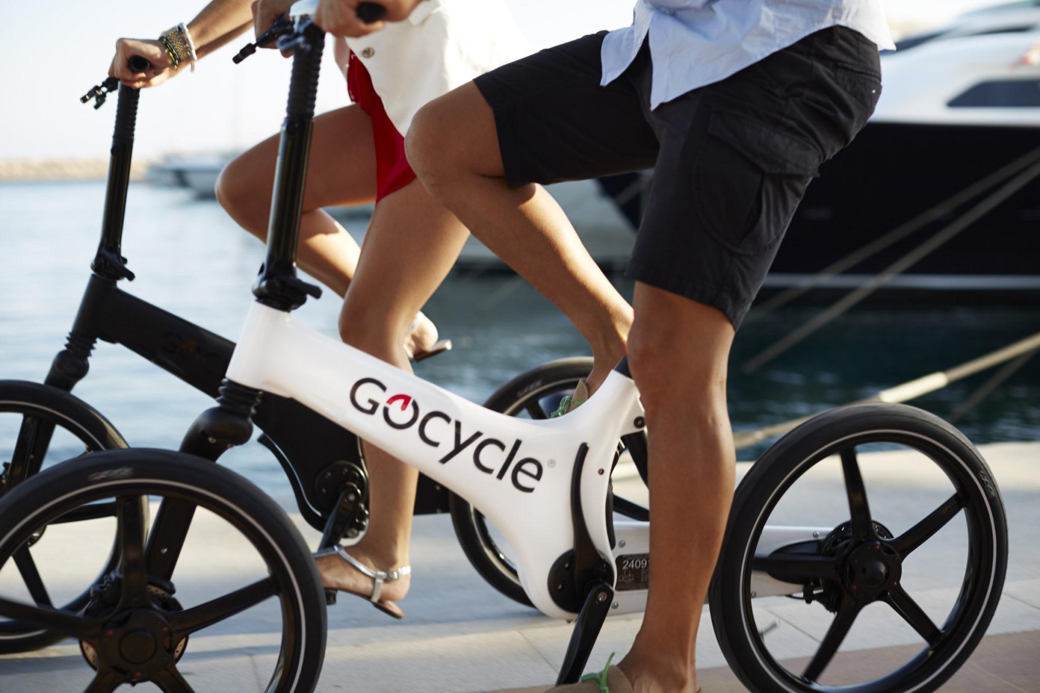 Gocycle G3 v dvoje