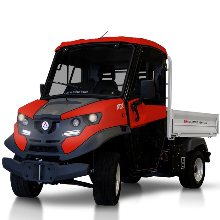 Električno delovno vozilo ATX 330E