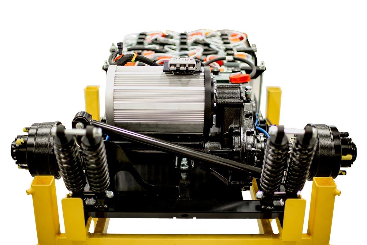 Alke ATX 310 - elektro motor 8kW (14kW)