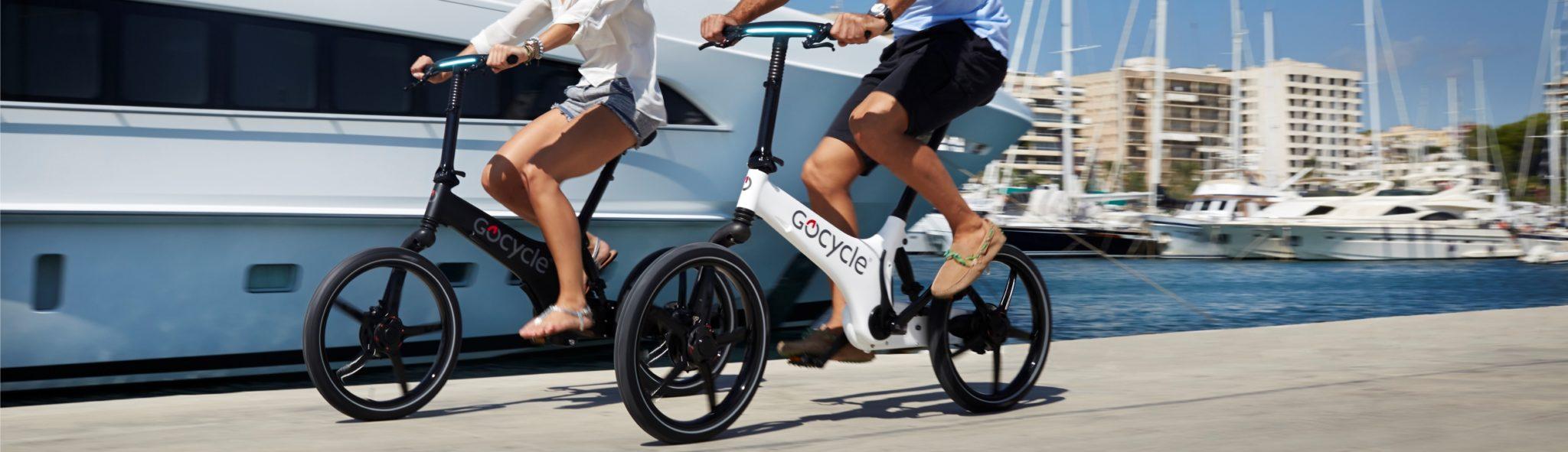 Ne odlašajte z nakupom električnega kolesa Gocycle