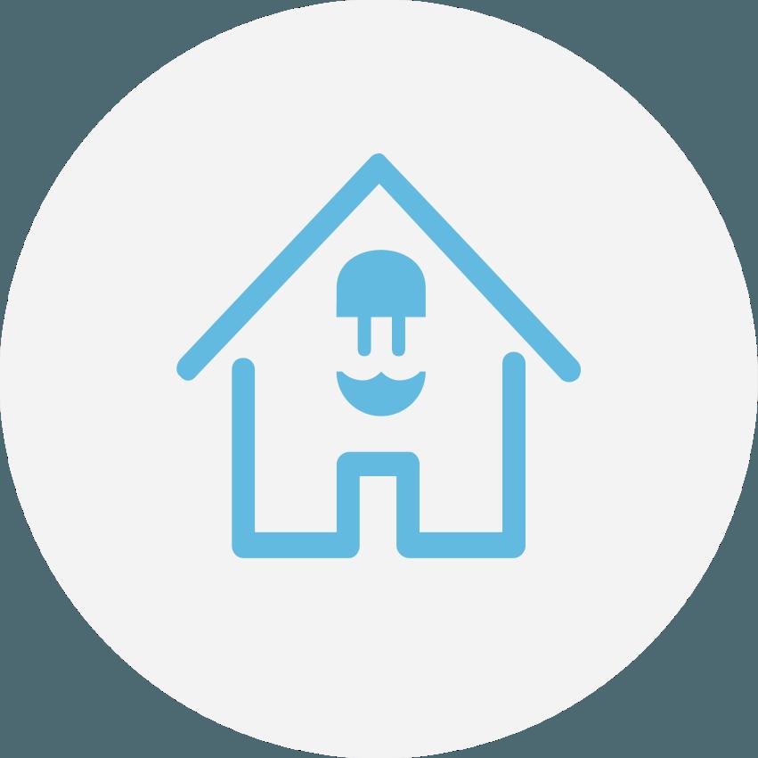 Hišne polnilne postaje