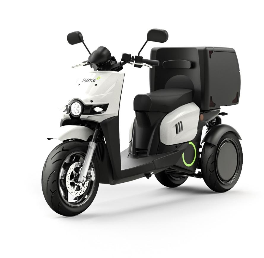 Silence S03 električni skuter