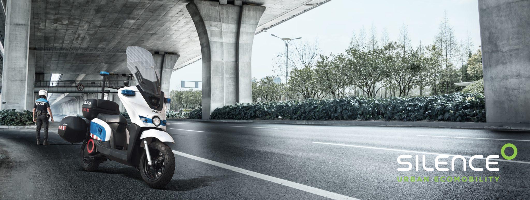 Električni skuter Silence Scutum