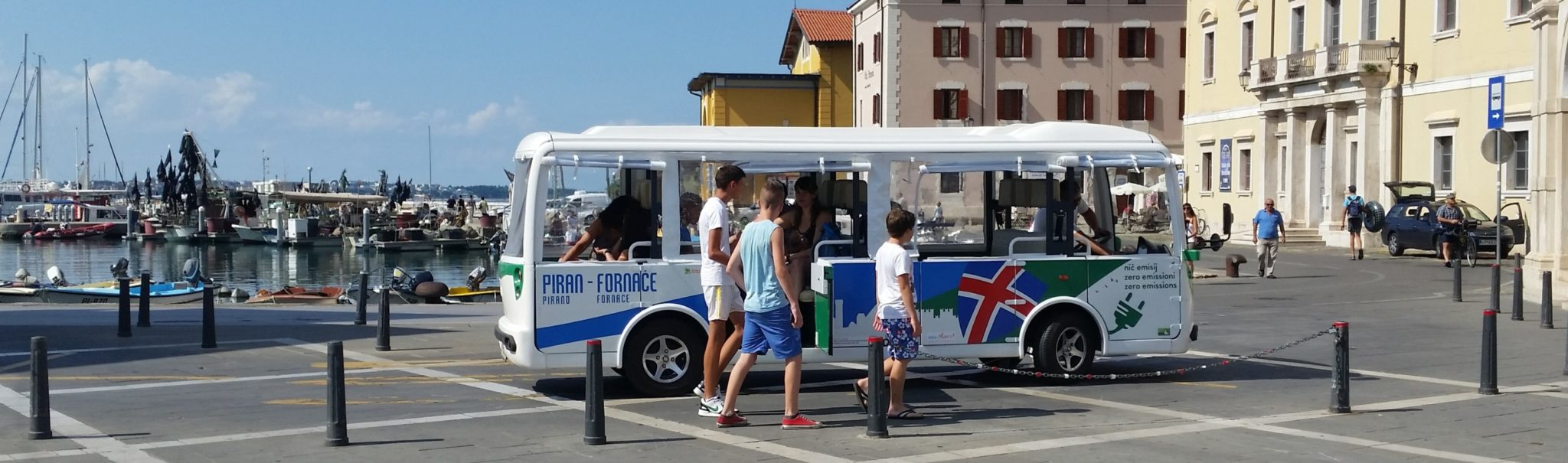 M2 homologirani minu bus za mestna jedra