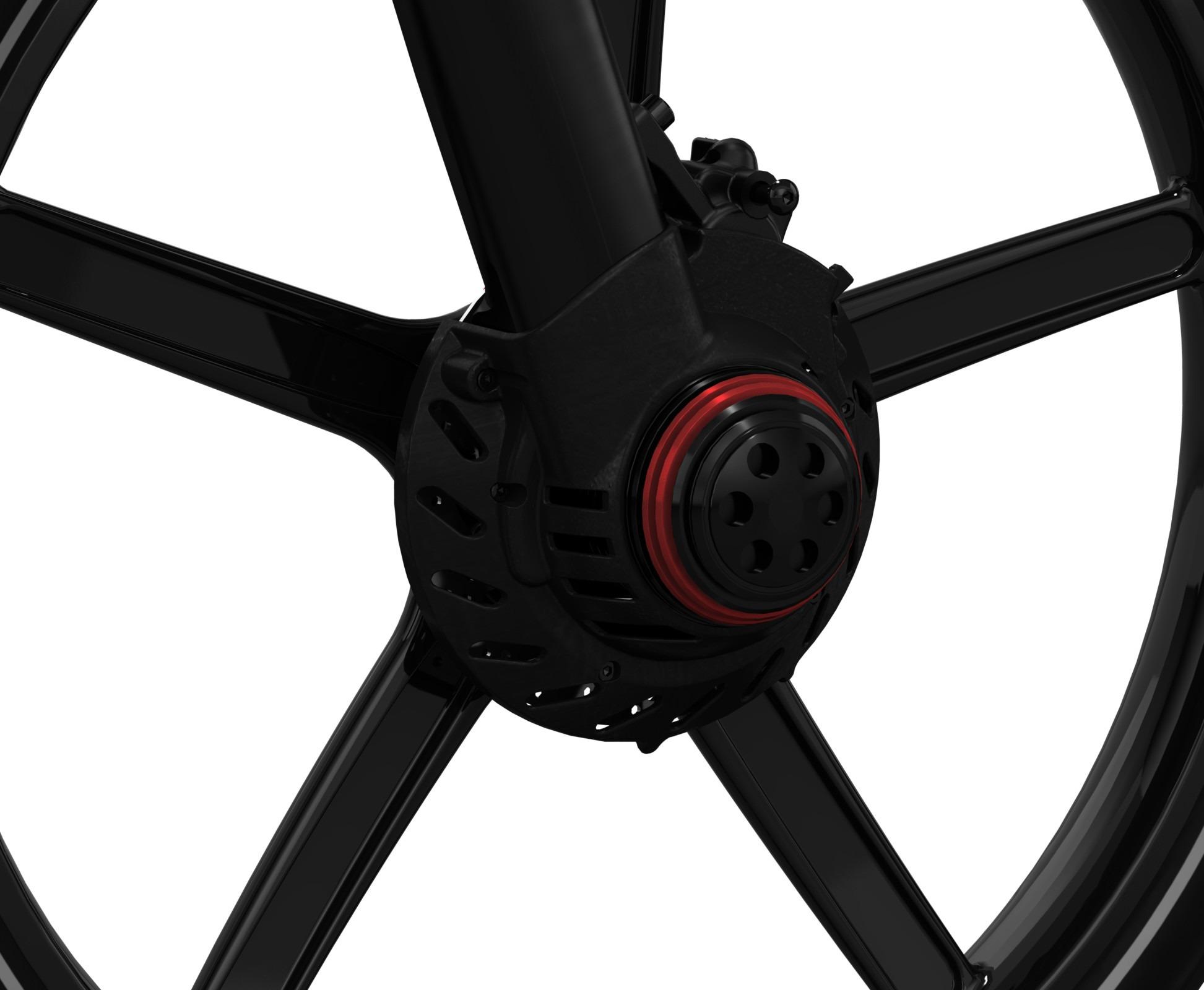 Gocycle G3 motor