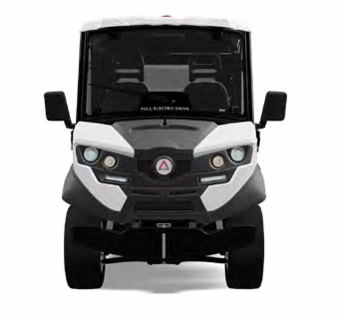 Električno delovno vozilo ATX 320E