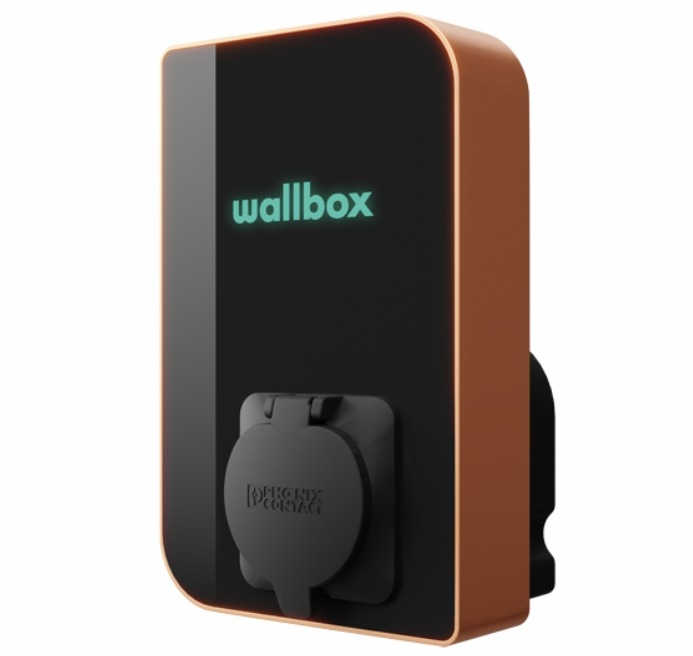 Copper Wallbox