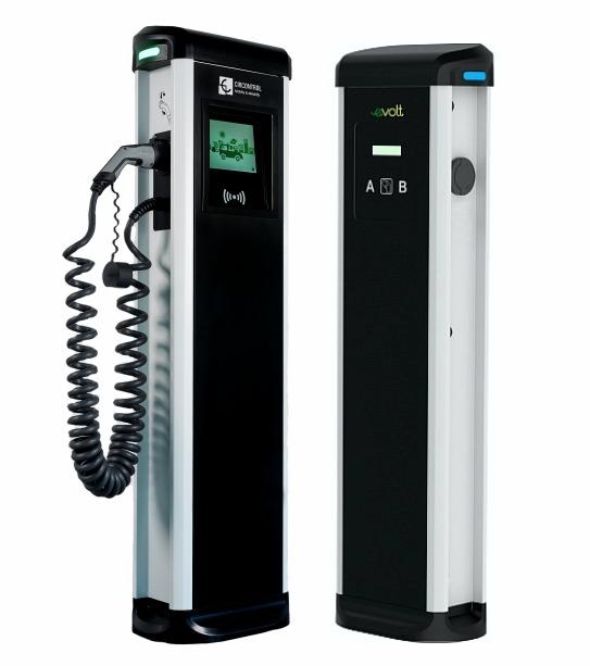 eVolve Smart električna AC polnilnica