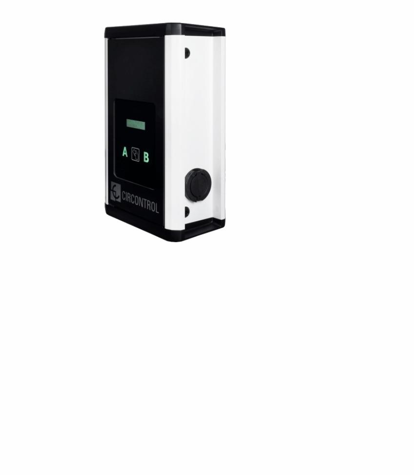 eVolve Smart Wallbox