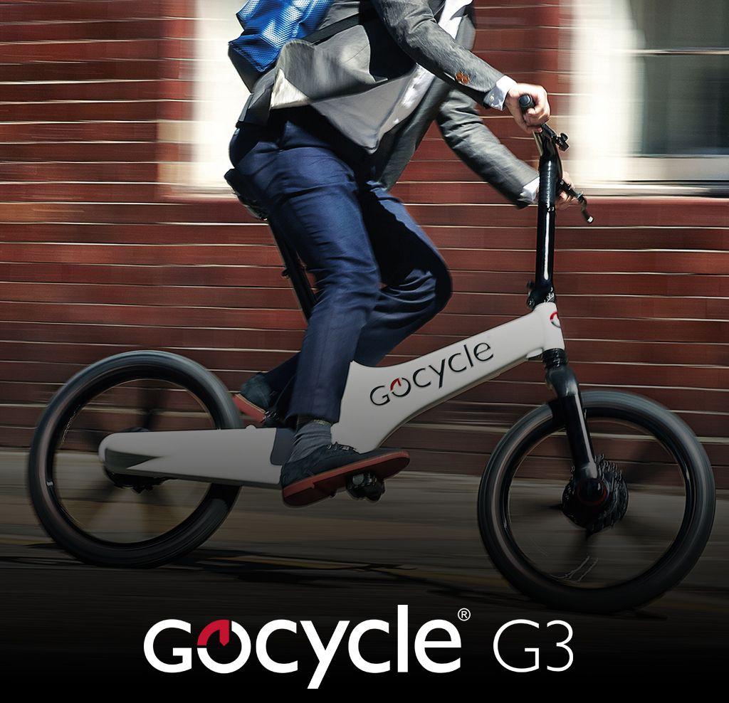 Ne odlašajte z nakupom električnega kolesa Gocycle G3