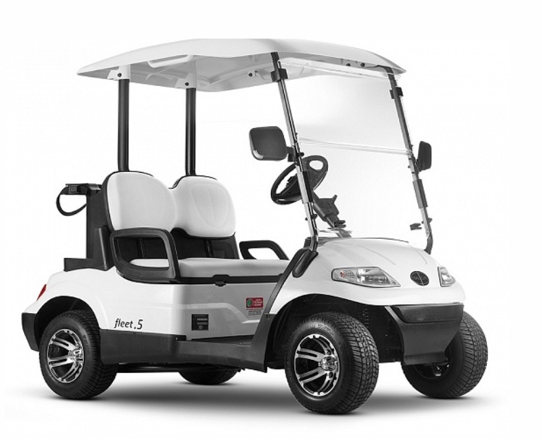 Električno vozilo za golf Attiva Fleet.5