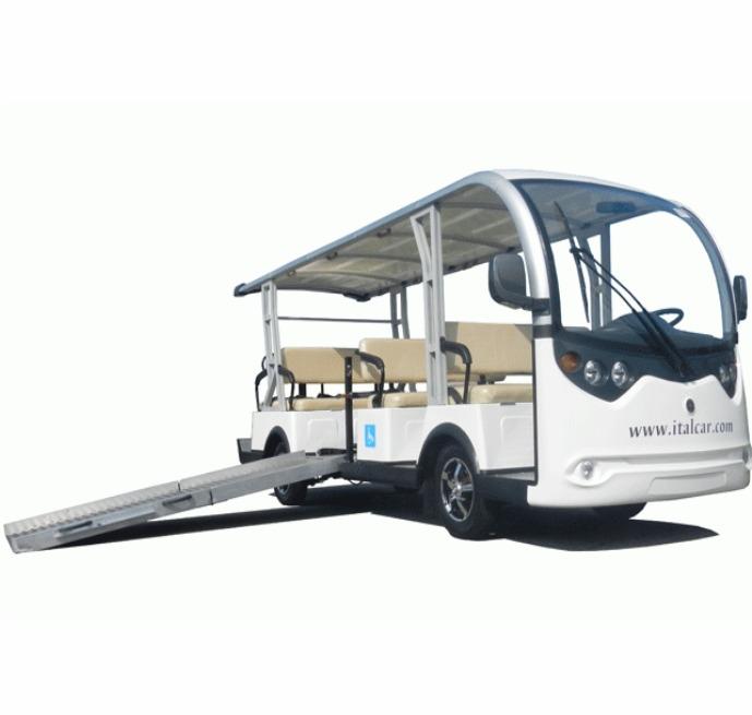 Italcar minibus 11P HC