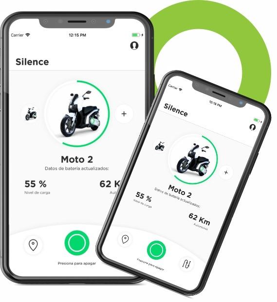 Silence aplikacija -app