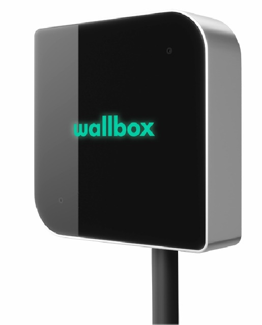 Copper Wallbox s kablom