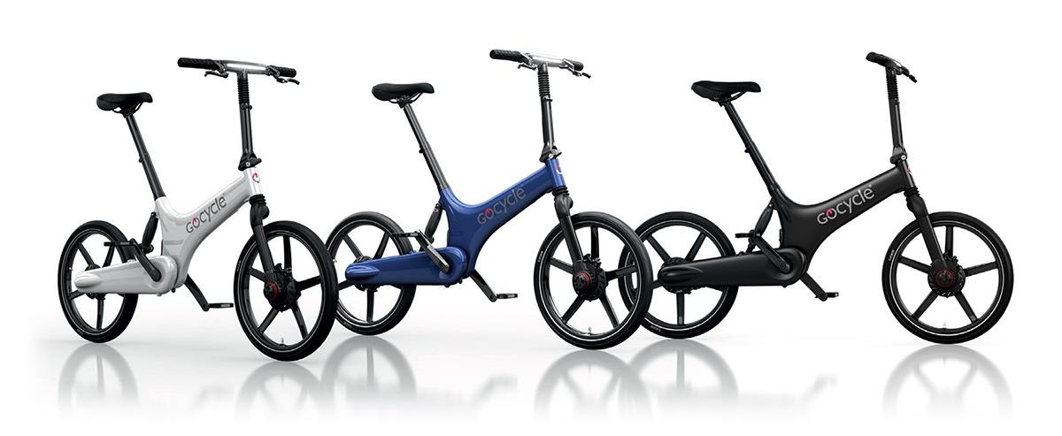 Gocycle G3 barve