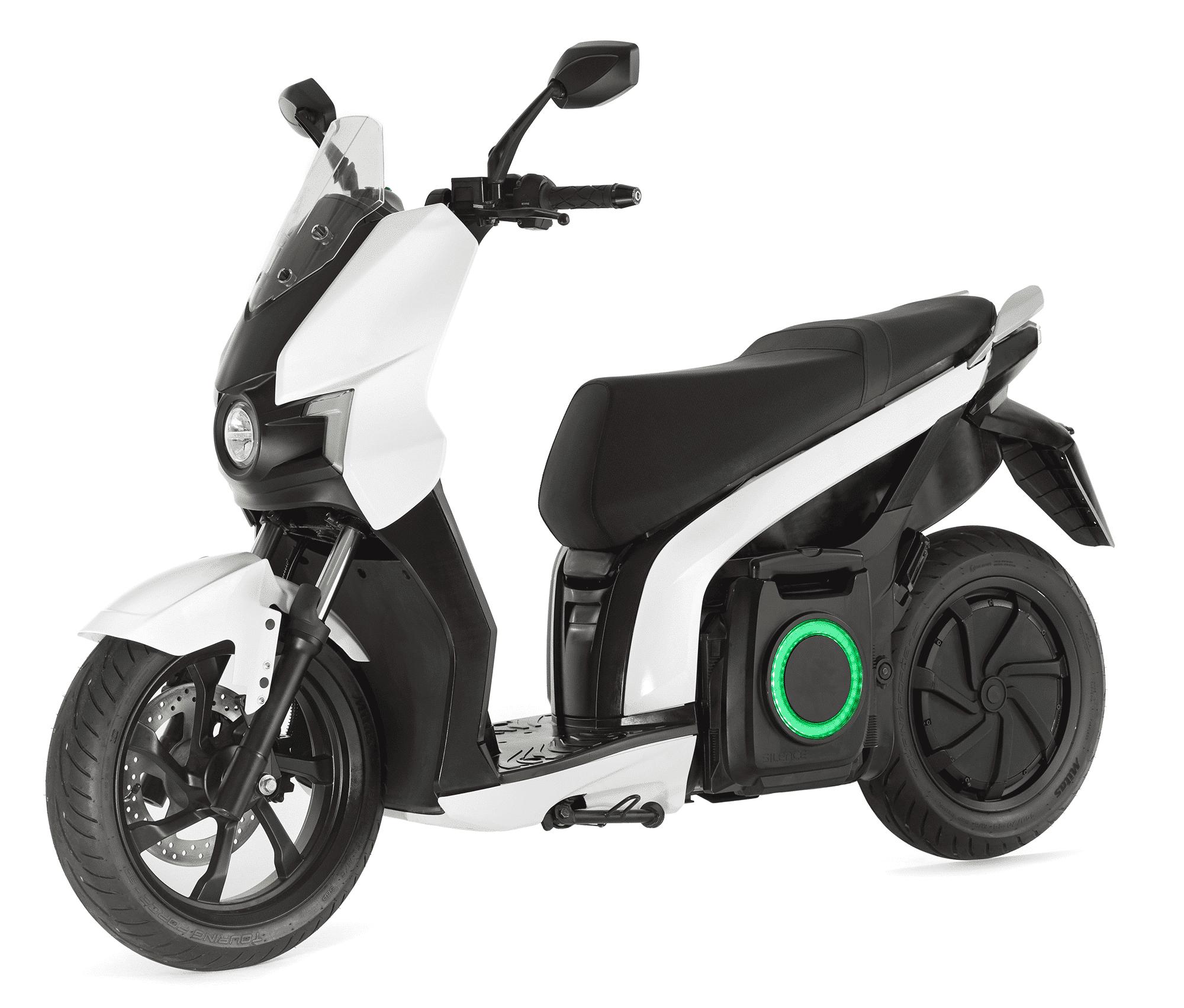 Silence S01 električni skuter
