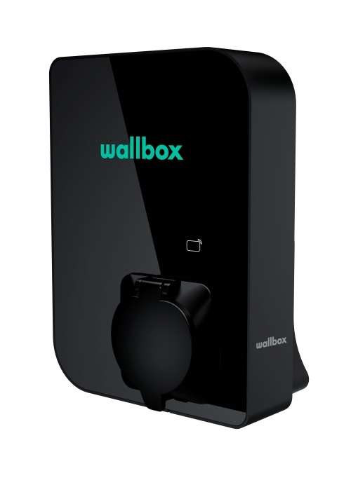 Copper Wallbox S Black