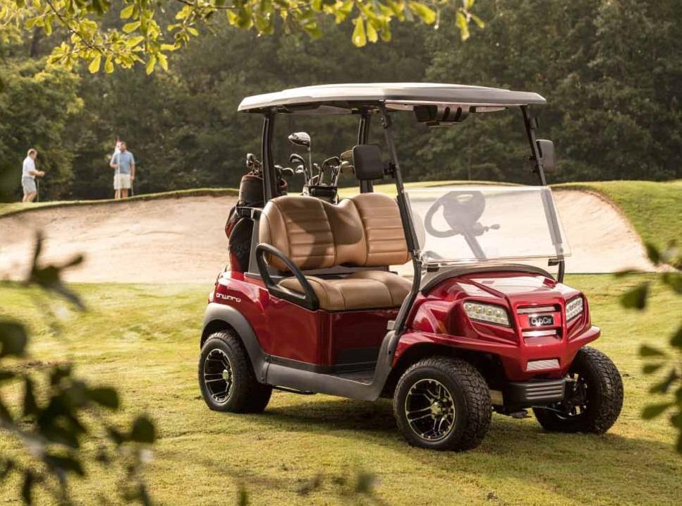 Golfska električna vozila Clubcar