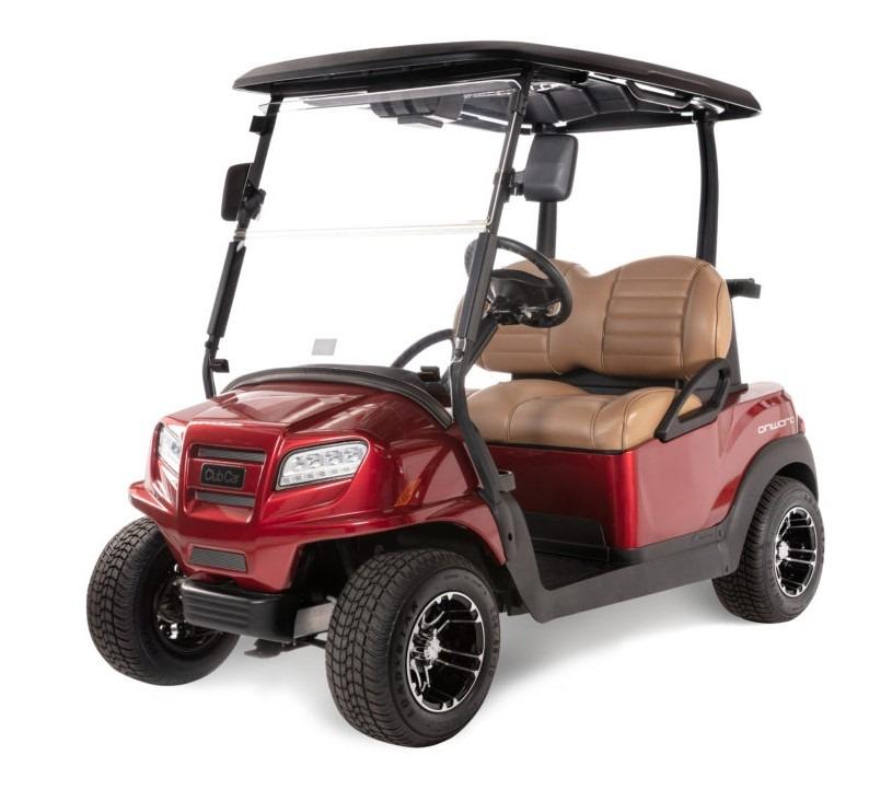 Električno vozilo za golf Onward Clubcar