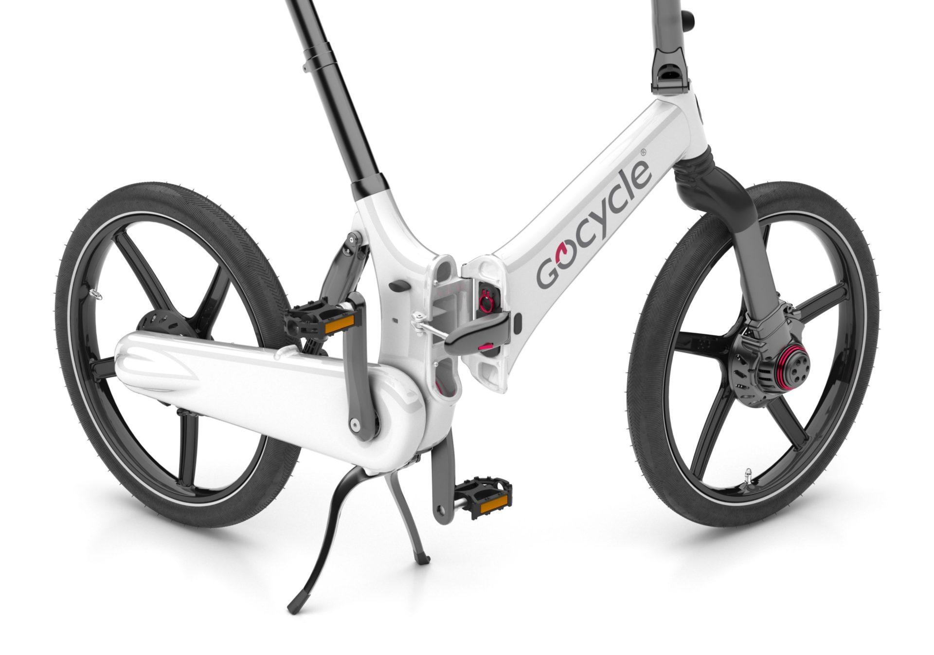 Gocycle GXi Kickstand tačka