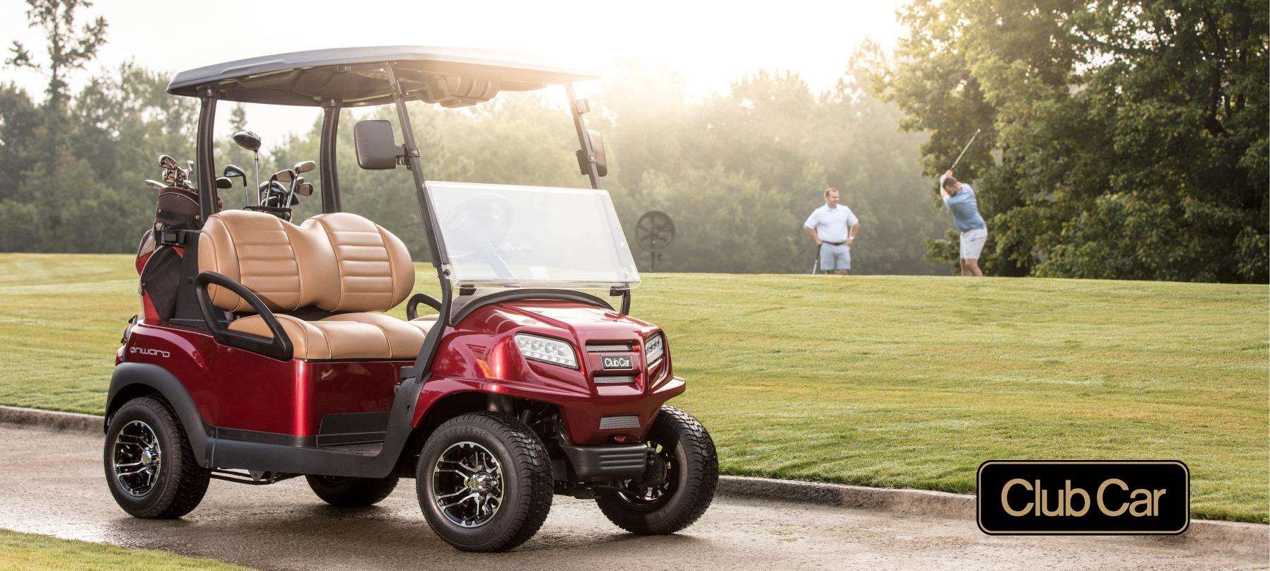 Golf je pri nas doma!