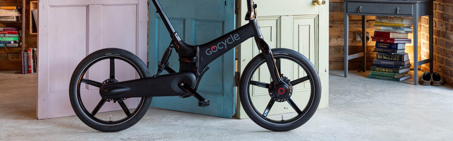 Ne odlašajte z nakupom električnega kolesa Gocycle G4i