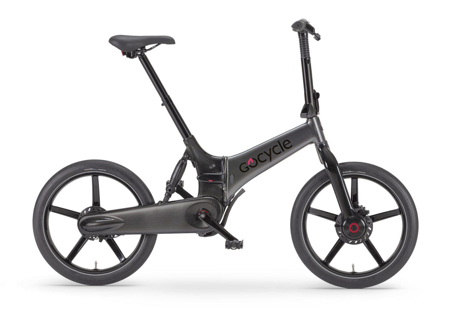 Gocycle G4i sive sijaj barve