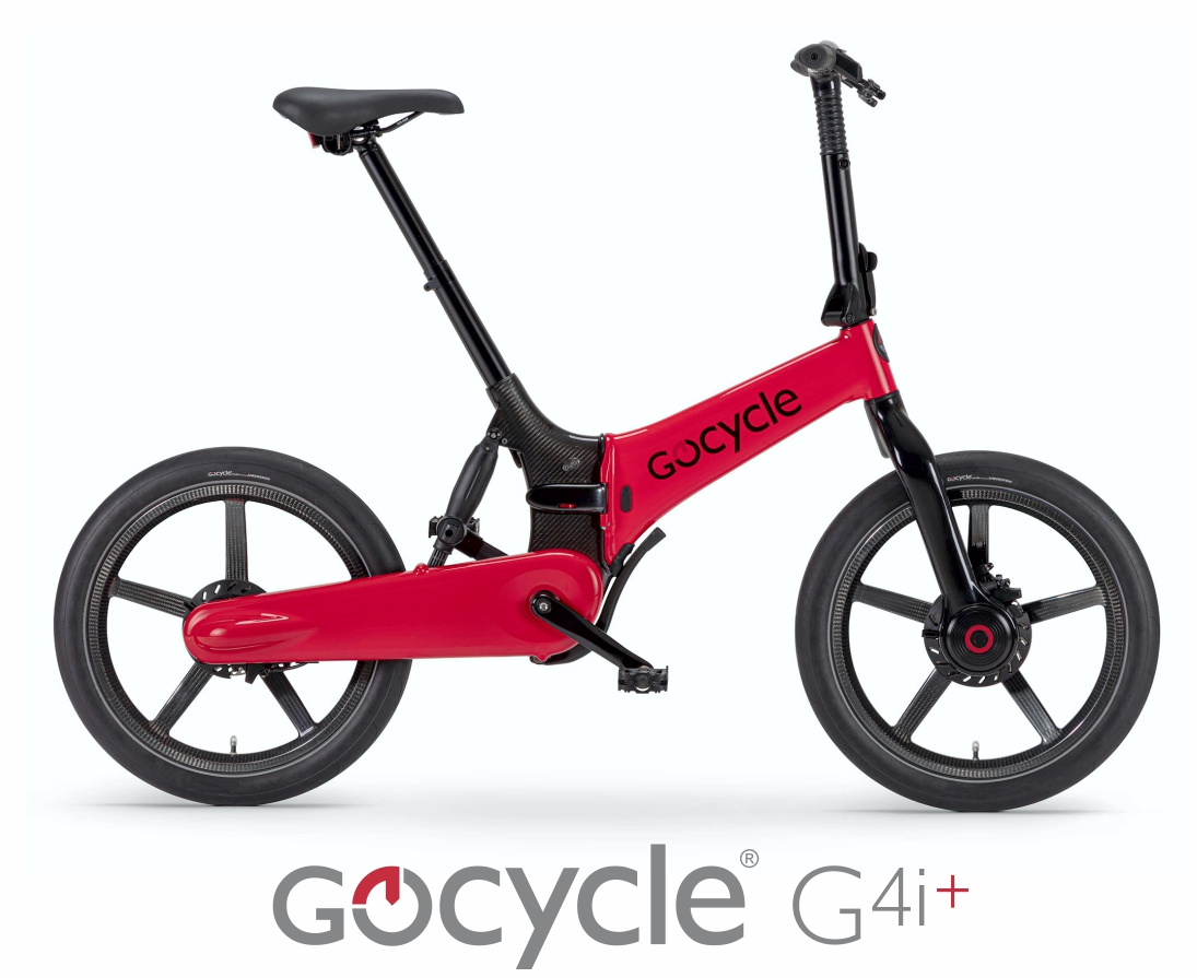 Gocycle G4i Plus