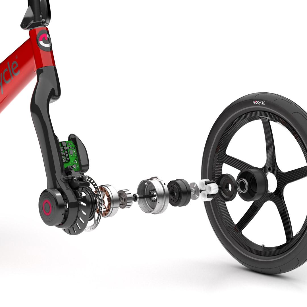 Gocycle G4i Plus