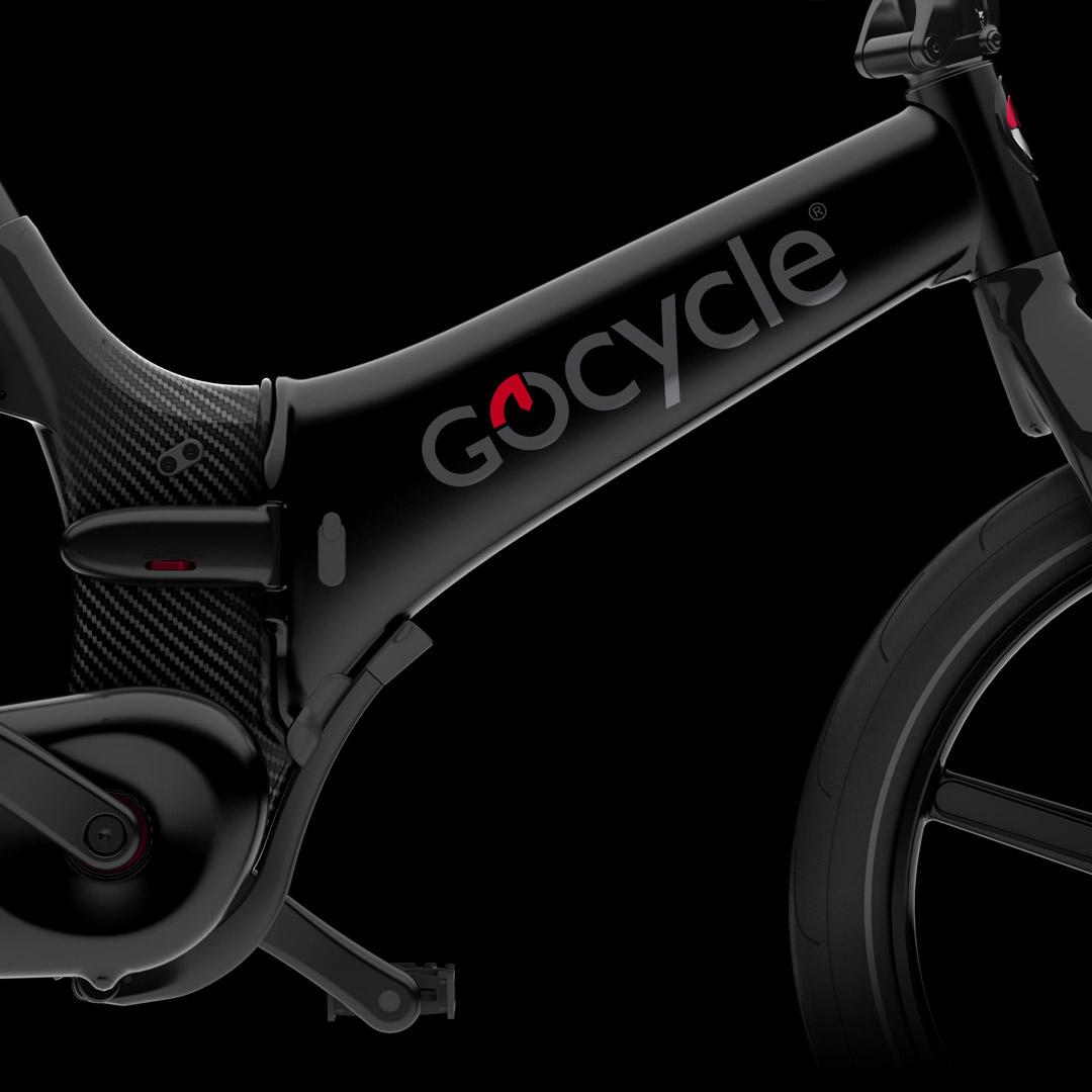 Gocycle G4 električno zložljivo kolo
