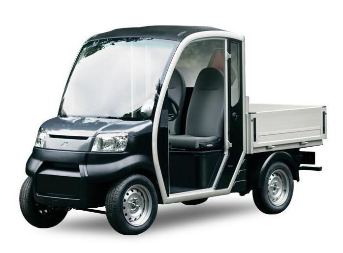 Električno delovno vozilo Garia City