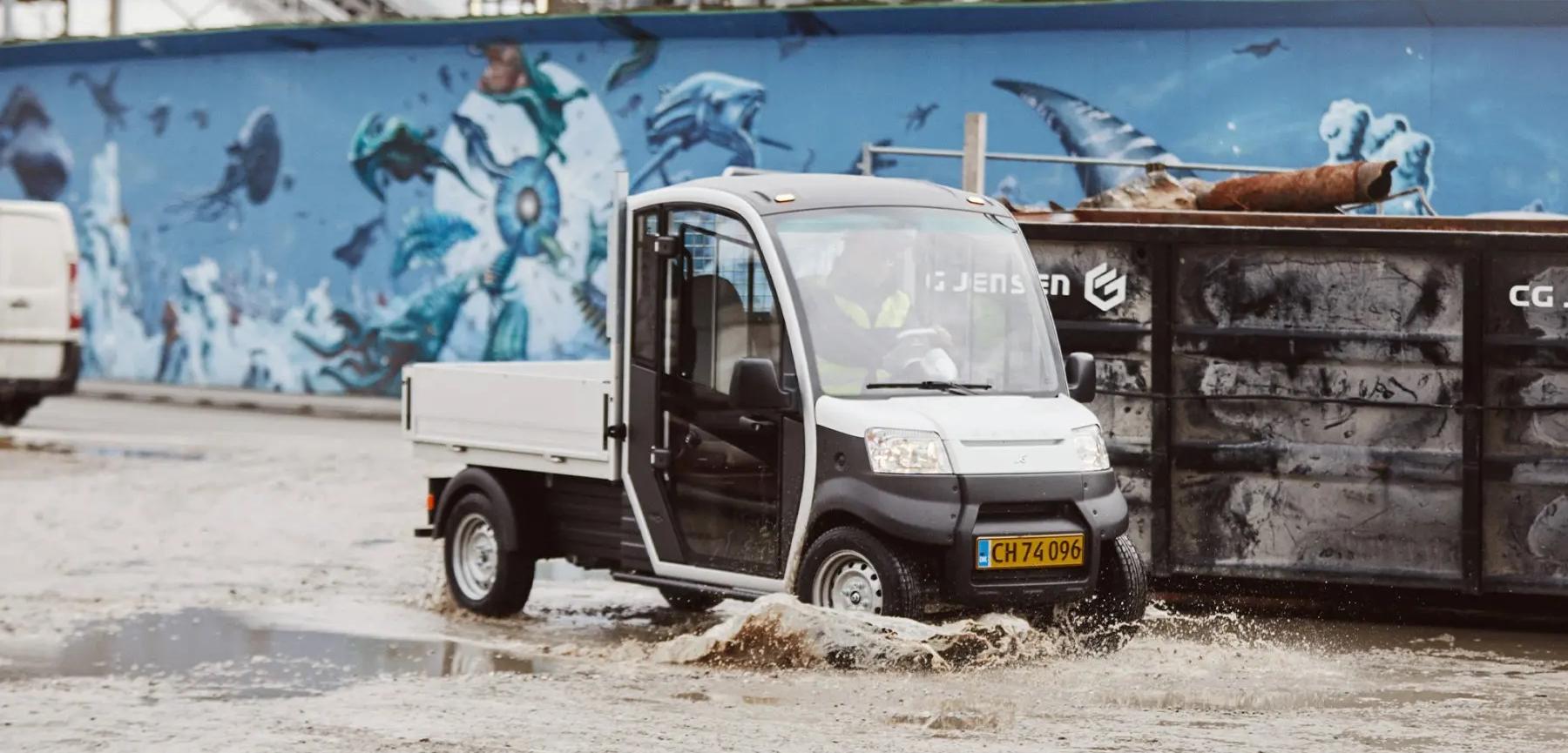 Alke ATX 340 E